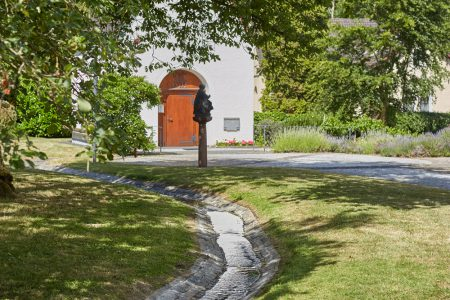 Haus an der Quelle - Garten