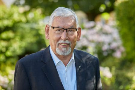 Rektor Dr. Egon Zillekens