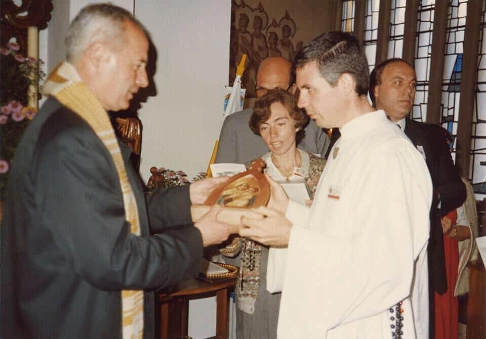 Marienau Aussendung 1985